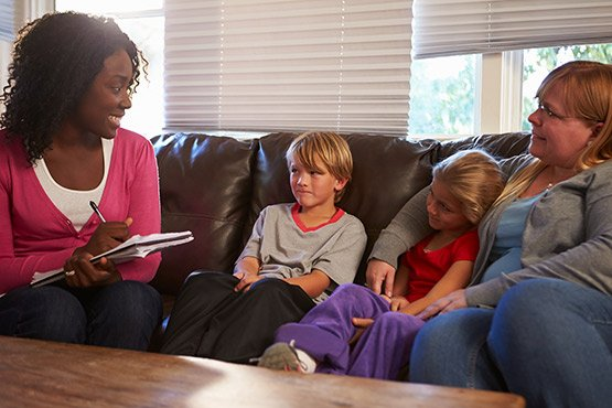Family Section 8 Housing MNVAC