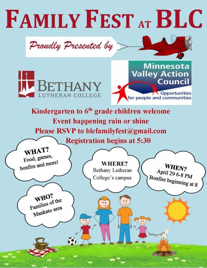 Bethany Family Fest