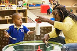 Child Development and Education MNVAC
