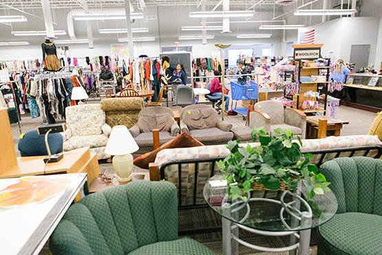 Mankato AGAIN Thrift More Minnesota Valley Action Council - Thrift store online furniture