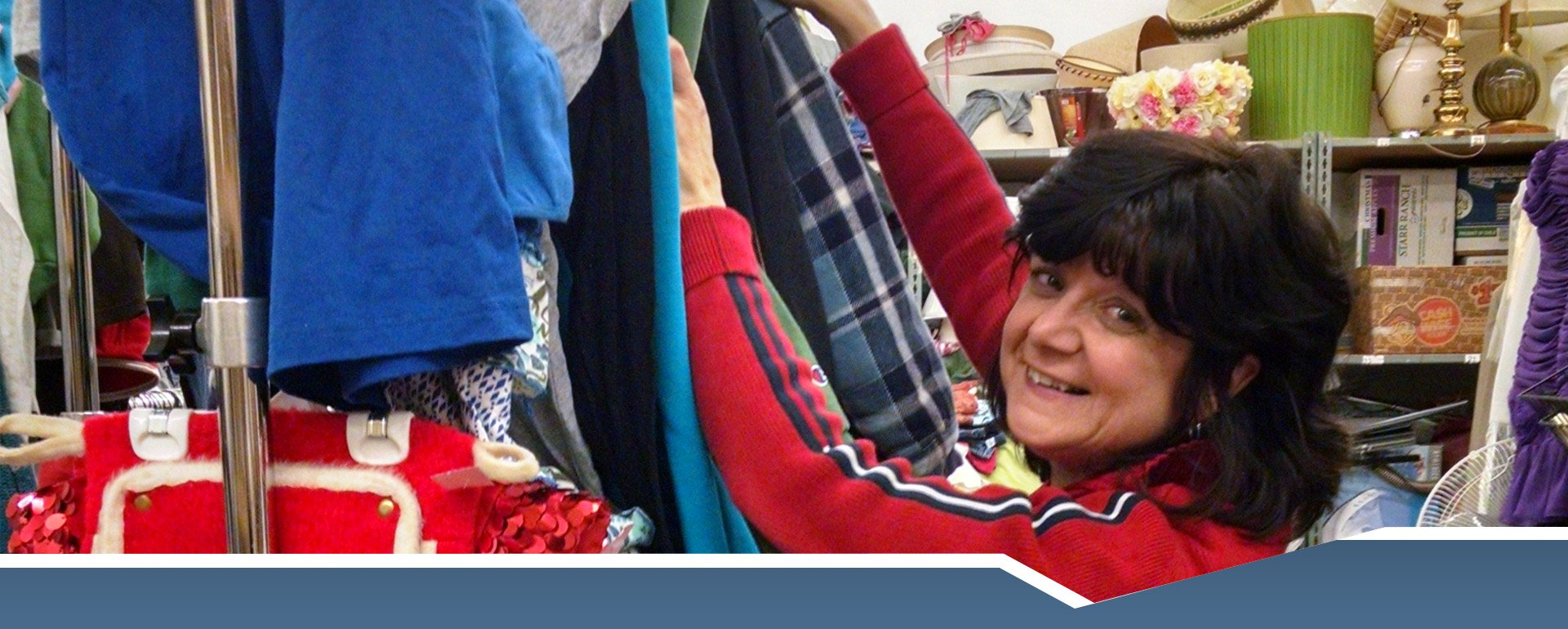 MVAC Thrift Stores Volunteer Donate Shop